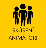 Skúsení animátori
